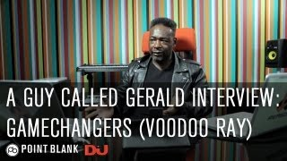 A Guy Called Gerald Interview - Gamechangers (Voodoo Ray)