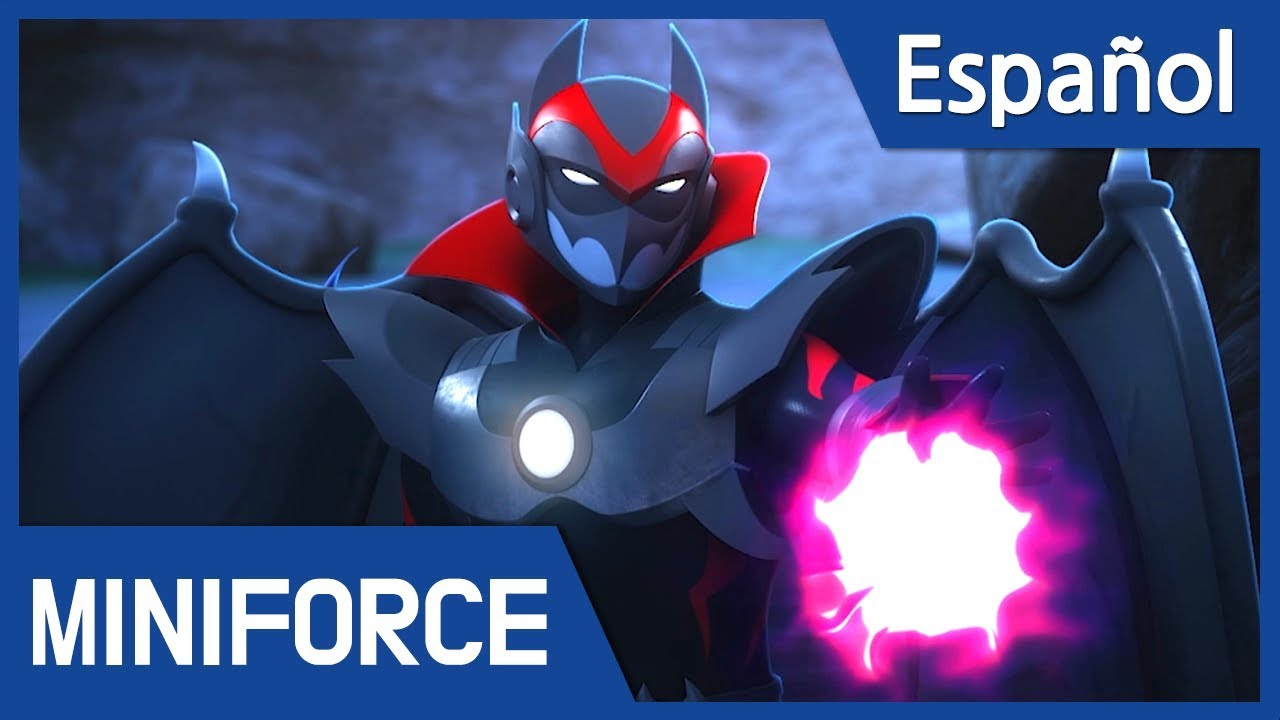 Download (Español Latino) MINIFORCE Capítulo 18 - SOMBRA EN LA OSCURIDAD