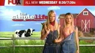 SIMPSONS PROMO JAN 2004,  24, OC, AMERICAN IDOL, MY BIG FAT OBNOXIOUS FIANCE