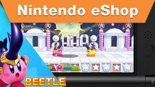 Nintendo eShop - Kirby Fighters Deluxe