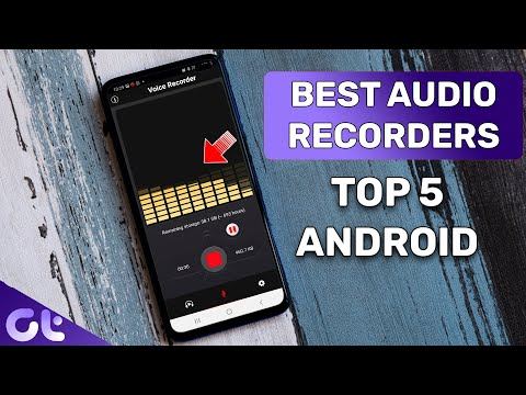 Top 5 Best Free Voice Recorders For Android | Best Android Voice Recording Apps | Guiding Tech