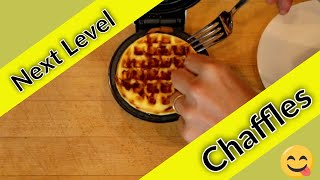 Next Level Chaffles - Six Chaffle Recipes Compared