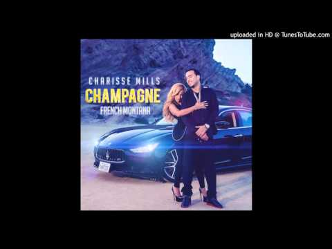 Charisse Mills Ft French Montana  Champagne Acapella  80 BPM
