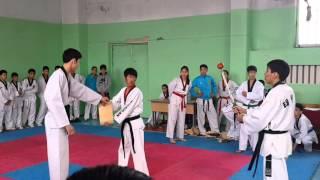 "Taekwondo WTF Спорт клуб ""ЖЕНIС"" Алматы"