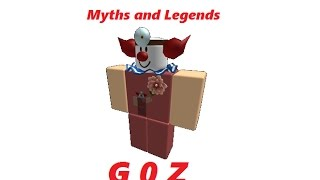 G0Z | ROBLOX Myths and Legends season 2 part 5