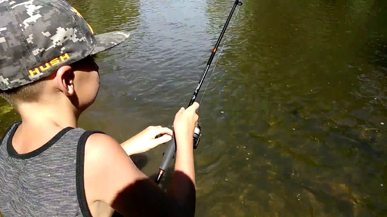 Trout fishing weber river utah 2 youtube for Weber river fishing report
