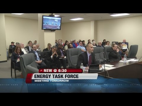 Energy task force taking up solar, other hot-button issues