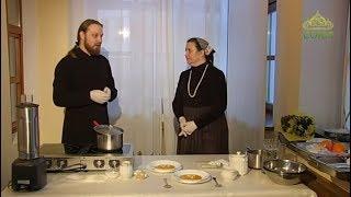 Кулинарное паломничество. От 23 марта. Сретенский ставропигиальный монастырь: тыквенный крем-суп