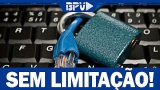 Como AUMENTAR a VELOCIDADE da Internet - SEM LIMITAÇÃO!