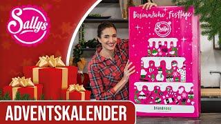 Back Challenge / Brandnooz Adventskalender 2019 / Sallys Welt