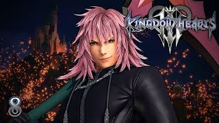 A NEW SEVEN HEARTS - Let's Play - Kingdom Hearts 3 - 8 - Walkthrough and Playthrough