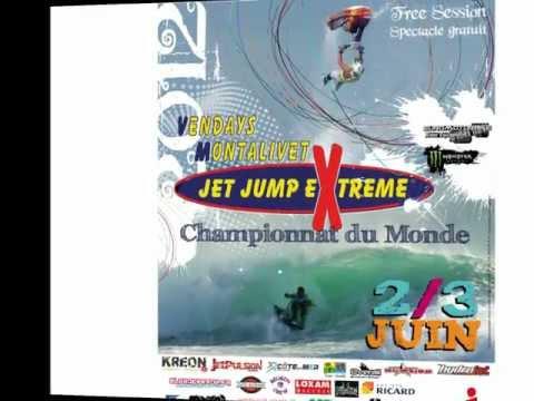 JET JUMP 2012 NRJ EXTRA VADANCE AU LOFT CLUB MONTALIVET