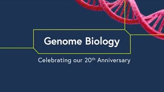 Genome Biology's 20th Anniversary: Why publish with us