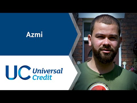 The jobcentre is helping refugee Azmi rebuild his life