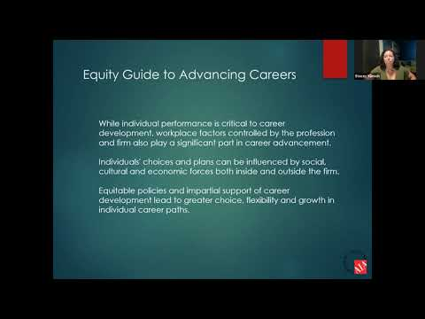 AIA New Jersey Equity in Architecture Committee Discusses Equity in Advancing Careers