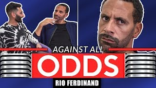 How Cristiano Ronaldo Became The Best l Rio Ferdinand l Against All Odds EP1