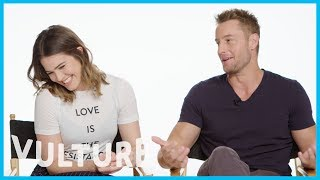 Mandy Moore and Justin Hartley Reveal the Class Clown of This Is Us