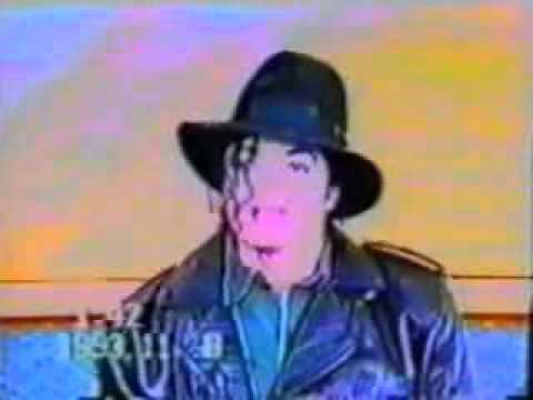 Michael Jackson A capella.The Girl Is Mine - Mexico Deposition 93