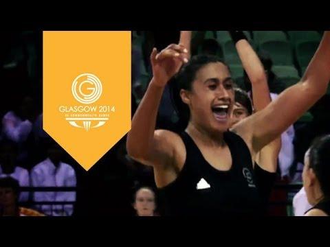 Netball Sudden Death Decides The Gold Medal In Delhi   Gold Standard