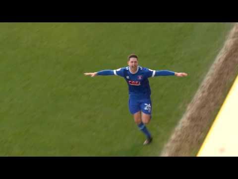 Crewe Alexandra 1-1 Carlisle United: Sky Bet League Two Highlights 2016/17 Season