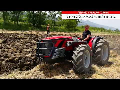 Antonio Carraro TGF 7800 - Pulluk / Saban