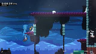 World Record - Celeste All Chapters Speedrun in 1:13:22