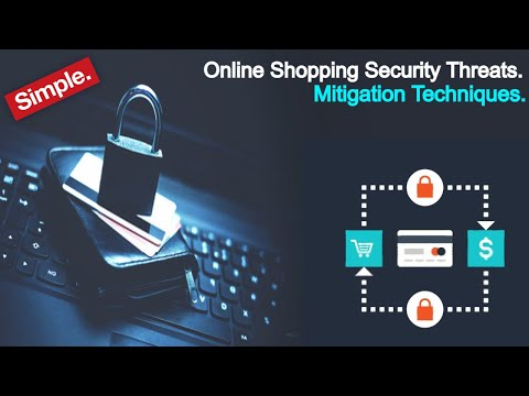 Cyber Security - 11 Online SHOPPING SECURITY ISSUES