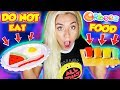 DO NOT EAT ORBEEZ! Making FOOD Out Of CRUSHED ORBEEZ! Learn How To Make Orbeez Food! So Satisfying