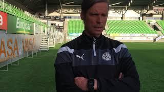 VPSTV: Petri Vuorisen raportti Kups-ottelusta