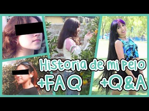 HISTORIA DE MI PELO +FAQ +Q&A +StoryTime