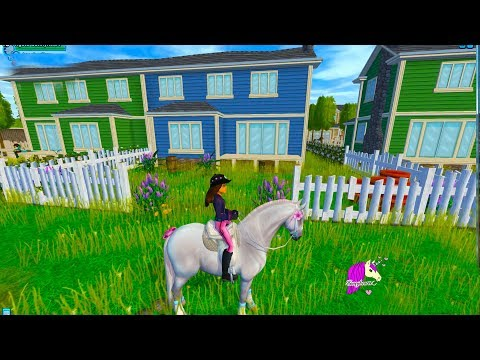 Unlocking Epona !  New Map Area Quest Star Stable Online Horse Video Game Lets Play