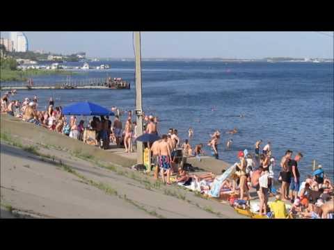 пляж волги в волгограде фото