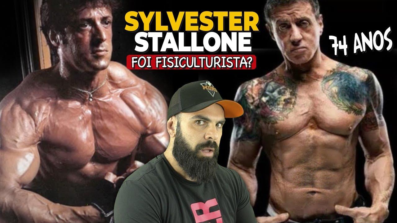 REAGINDO AO TREINO DO SYLVESTER STALLONE | TREINO DO ROCKY BALBOA