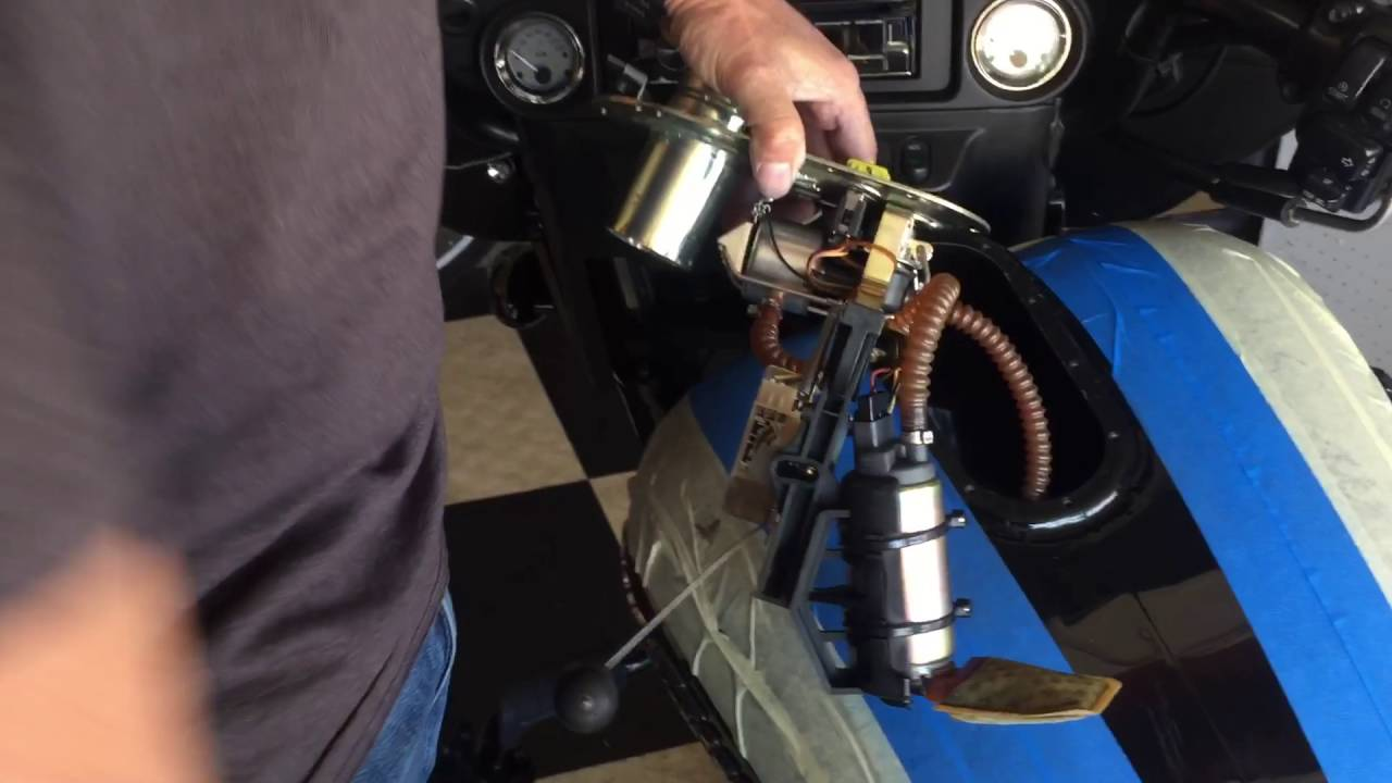 hight resolution of harley fuel system removal