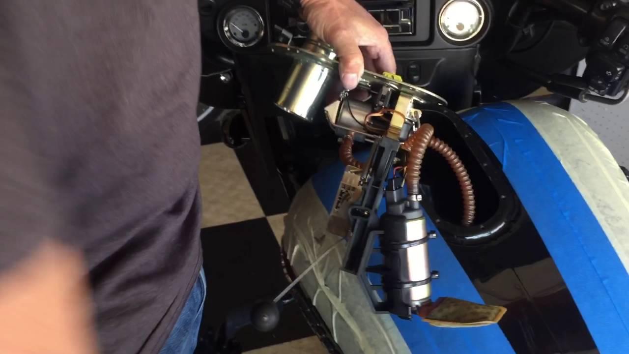 medium resolution of harley fuel system removal