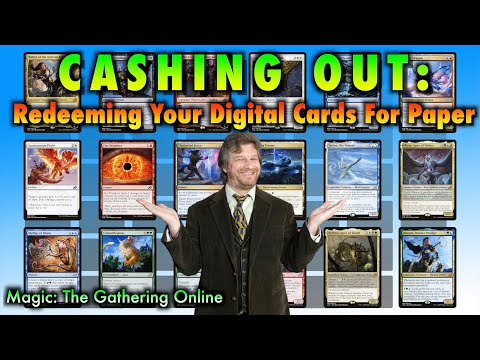 Cashing Out: A Guide To Redeeming Your Digital MTGO Cards For Paper | Magic: The Gathering Online