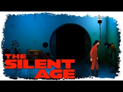 The Silent Age прохождение #6 ● Финал ● Глава 9 - Внутри Archon ● Глава 10 - Лента Мёбиуса