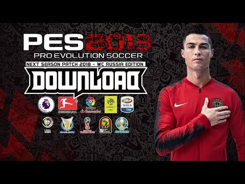 HOW TO INSTALL 2018 PATCH + GAMEPLAY | PES 2013