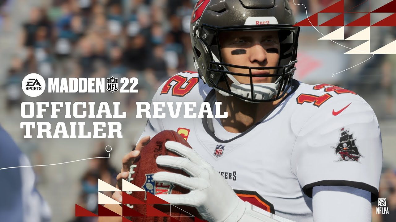 PS5   PS4《Madden NFL 22》官方揭露预告