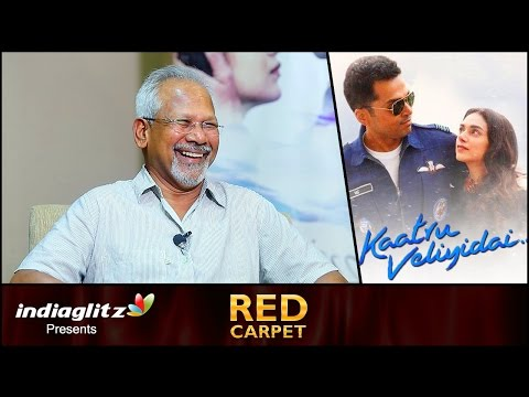 First Time In His Career Filmed Abroad : Maniratnam's Interview on Kaatru Veliyidai | Making