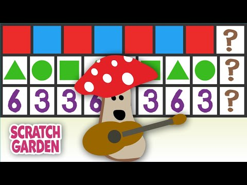 The Patterns Practice Song | Scratch Garden