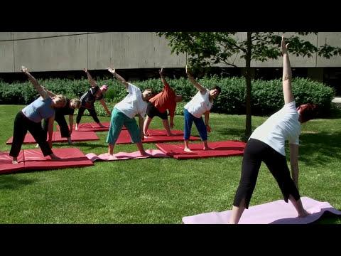 Exercising With Rheumatoid Arthritis Symptoms
