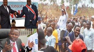 """REFERENDUM EN RDC, M.FAYULU CONFIRME PRESIDENT ELU A BUTEMBO ET DANS TOUT L""""EST DU PAYS."""