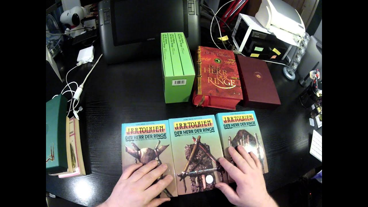Herr Der Ringe Hobbit Welche Ausgabe Ist Die Beste Youtube