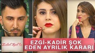 Zuhal Topal'la 216. Bölüm (HD) | Ezgi ve Kadir'den Şok Karar!