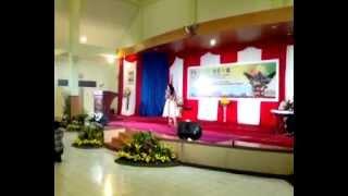 FLS2N 2014 Opening C. Prov. Jateng (Indonesia Tumpah Darahku) by Almira Salsabilla Gita Indraswari