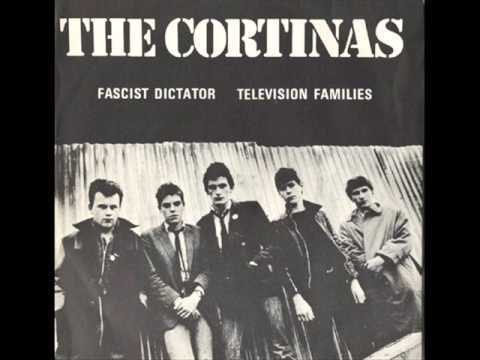 THE CORTINAS - television families.wmv