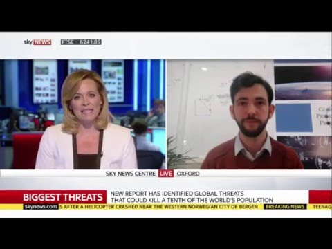 Sky News Interview with Global Priorities Project
