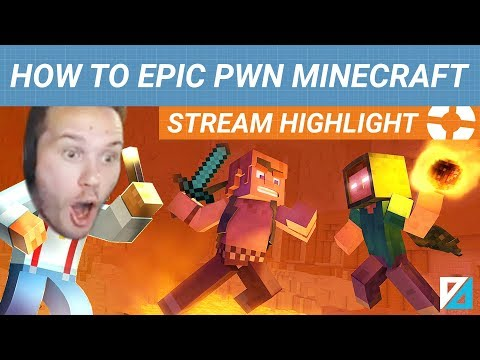[TF2] SECRET TRICK TO KILL IN ONE HIT PVP MINECRAFT TUTORIAL