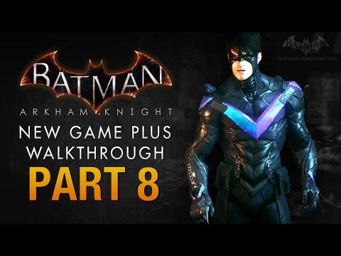 Batman: Arkham Knight Walkthrough - Part 8 - North Refrigeration